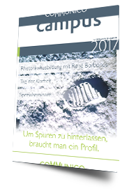Seminarprogramm Communico Campus 2017